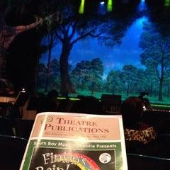 Photo taken at Saratoga Civic Theater by Princess Susannah G. on 2/12/2012