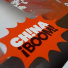 Photo taken at China Boom by Rizza C. on 11/12/2011