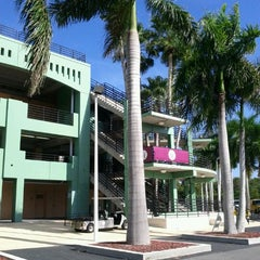 Photo taken at Crandon Tennis Center by Ricky R. on 2/23/2012