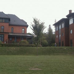 Photo taken at Champlain College by Heather B. on 8/30/2011