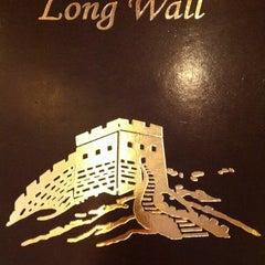 Photo taken at Long Wall by Henri . on 5/8/2012