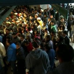 Photo taken at Metro Constitución de 1917 by Mr Silent on 8/21/2012