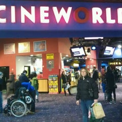 Photo taken at Cineworld by Lesley A. on 1/7/2012