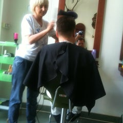 Photo taken at salon transgressja by Heike R. on 5/20/2011