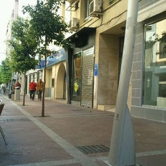 Photo taken at Calle Ancha by Capitan Celiddoro on 3/17/2012
