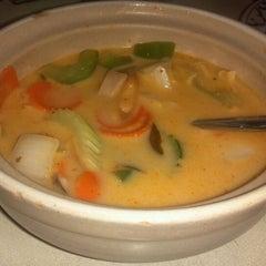 Photo taken at Thai House by Athita R. on 3/18/2012