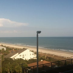 Photo taken at Grande Shores Ocean Resort by Michelle F. on 3/16/2012
