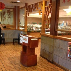 Photo taken at Top China Buffet by Alesia P. on 6/23/2012