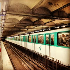 Photo taken at Métro Réaumur—Sébastopol [3,4] by MikaelDorian on 6/11/2012