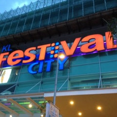 Photo taken at KL Festival City Mall by Liang J. on 3/10/2012