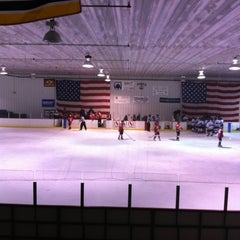 Photo taken at Foothills Ice Rink by Elliot P. on 2/19/2012