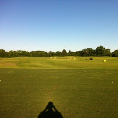 Photo taken at Deerfield Golf Club by Ryan H. on 6/6/2012