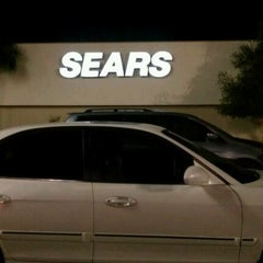 Photo taken at Sears by Debbie S. on 11/25/2011