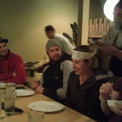 Photo taken at Shoji's by Mike C. on 1/17/2012