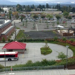 Photo taken at Everett Community College by Will F. on 10/5/2011