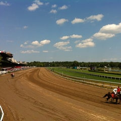 Photo taken at Saratoga Race Course by Brandon R. on 7/22/2012