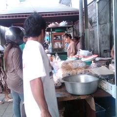 Photo taken at Pasar Intaran Sanur by rendy m. on 3/10/2012