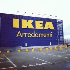 Photo taken at IKEA by Francesco P. on 12/4/2011