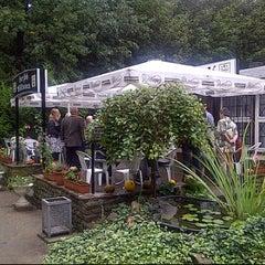 Photo taken at Waldcafe by Ralf N. on 9/18/2011