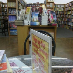 Photo taken at Half Price Books by Melissa W. on 7/9/2012