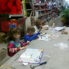Photo taken at Lowe's Home Improvement by Mark D. on 12/17/2011