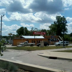 Photo taken at Mullet's by Degagius on 6/2/2012