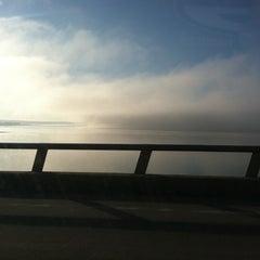 Photo taken at Mile Long Bridge by Dane N. on 9/27/2011