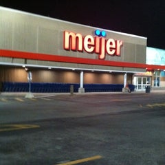 Photo taken at Meijer by Laura N. on 7/19/2011