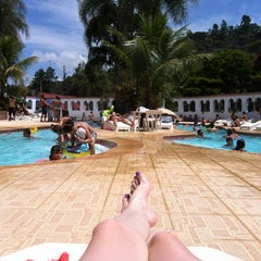 Photo taken at Quedas D'Água Resort by Sheila A. on 3/4/2012