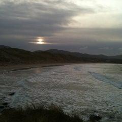 Photo taken at Balnakeil Bay by Tony J. on 12/27/2011