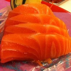 Photo taken at Ichiban Sushi by Chris L. on 10/20/2011