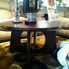 Photo taken at Rooms To Go Furniture Store by Nancy M. on 1/18/2012