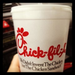 Photo taken at Chick-fil-A by Julie M. on 2/27/2012