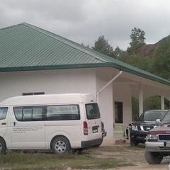 Photo taken at Masjid pekan telipok by Anwar A. on 11/11/2011
