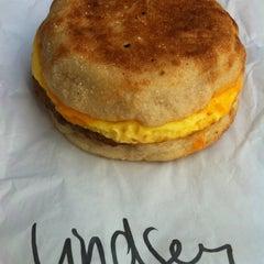 Photo taken at Starbucks by Lindsey M. on 3/28/2012