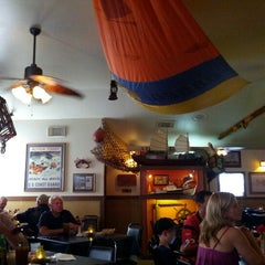 Photo taken at Red Snapper Inn by Chris H. on 9/9/2012