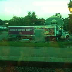 Photo taken at Metra - Lake Forest by Anthony M. on 8/19/2011