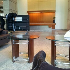 Photo taken at Grand Hyatt São Paulo by Roberto H. on 12/13/2011