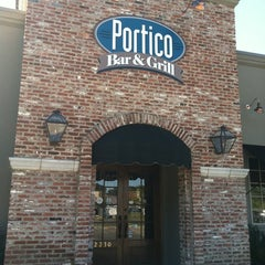 Photo taken at Portico | Monroe by Kenny O. on 12/3/2011