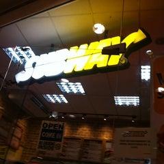 Photo taken at Subway by Maria Lourdes A. on 3/3/2011