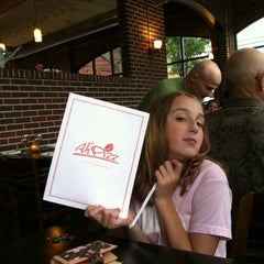 Photo taken at Ah' Pizz by Amy O. on 6/11/2011