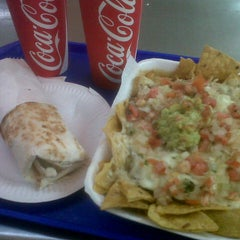 Photo taken at Sara's Sabor Mexicano by Jonnathan D. on 9/7/2012