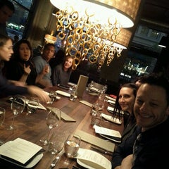 Photo taken at ChoLon Bistro by Joyce G. on 10/19/2011