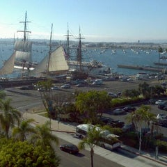 Photo taken at Wyndham San Diego Bayside by Christian D. on 8/24/2011