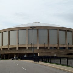Photo taken at Mississippi Coast Coliseum & Convention Center by Anthony C. on 8/17/2012