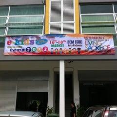 Photo taken at BEM (SIB)  Emmanuel Kota Padawan by Sharon C. on 3/16/2012