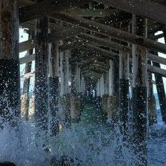 Photo taken at Newport Pier by Scott A. on 6/6/2012