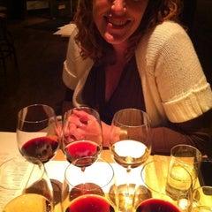 Photo taken at Cellar Wine Bar by sarah c. on 9/16/2011