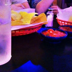 Photo taken at Tres Amigos Cantina by Christina M. on 11/4/2011
