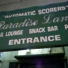 Photo taken at Paradise Lanes by Jason K. on 4/20/2012